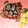 金龜催情緣套件(金龜連姻緣符)