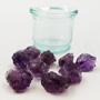 紫水晶原石9粒